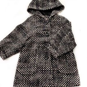 Taikonhu • Anthropologie Optic Dot Coat